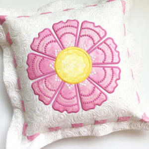 Petal Power 8i Pillow