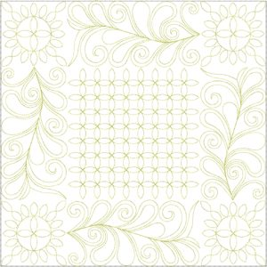 Rejoice Quilting Collection Combo Design